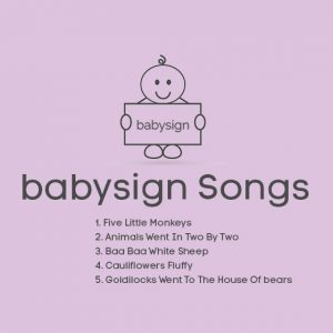 babysign Songs